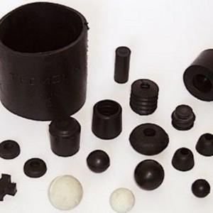 artefatos de borracha