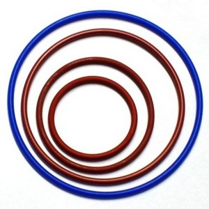 Tubo de silicone para vedação